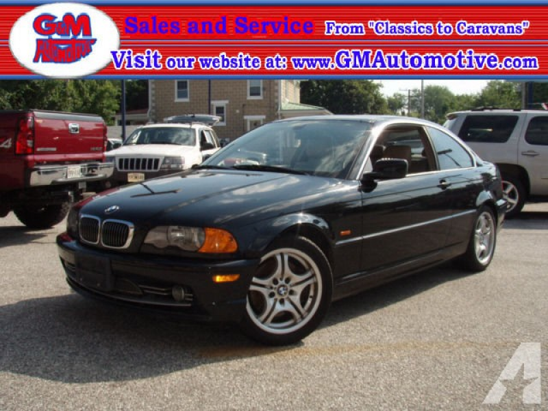 2001 BMW 330 Ci for sale in Kingsville, Maryland