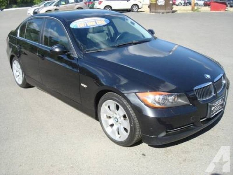 2007 BMW 335 xi for sale in Lunenburg, Massachusetts