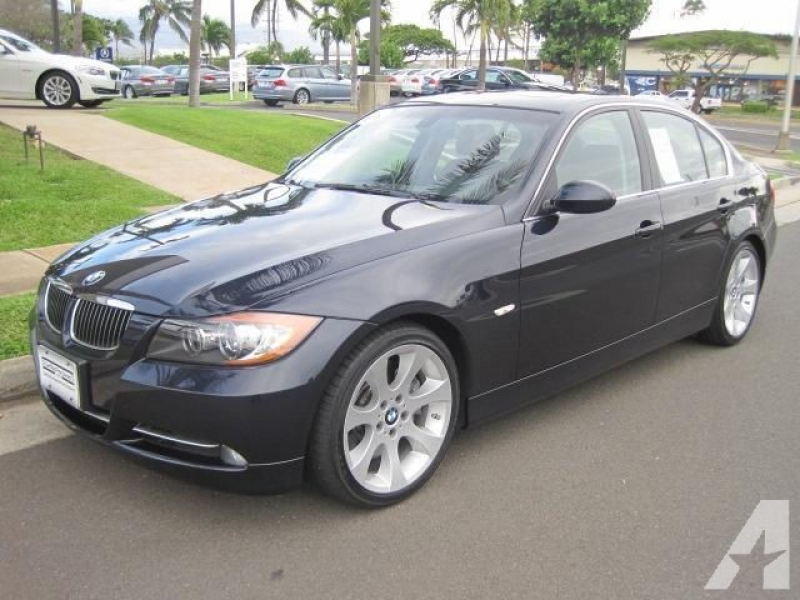 2008 BMW 335 i for sale in Kahului, Hawaii