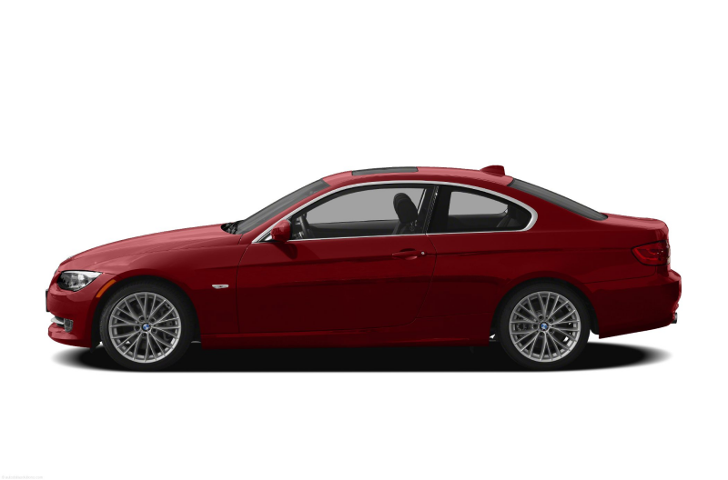 2011 BMW 335 Coupe Hatchback i 2dr Rear wheel Drive Coupe Exterior ...