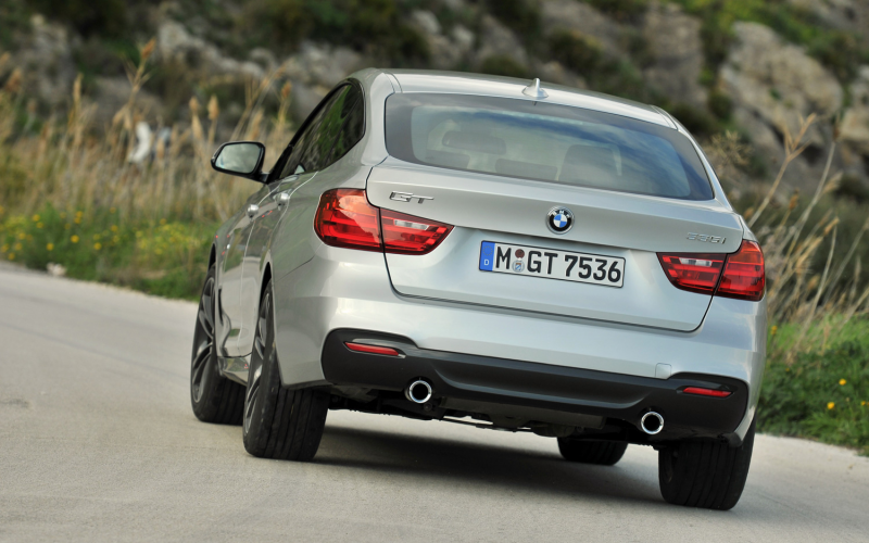 2014 BMW 335i Gran Turismo Photo Gallery