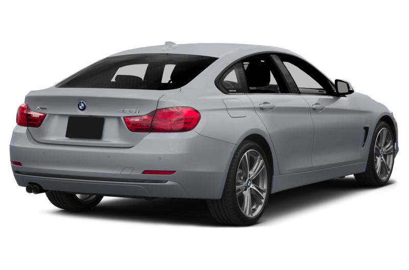2015 BMW 435 Gran Coupe Coupe Hatchback i 4dr Rear wheel Drive Sedan ...