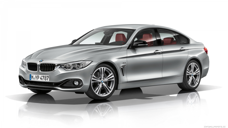 Cars wallpapers BMW 435i Gran Coupe Sport Line - 2014 - Car wallpapers