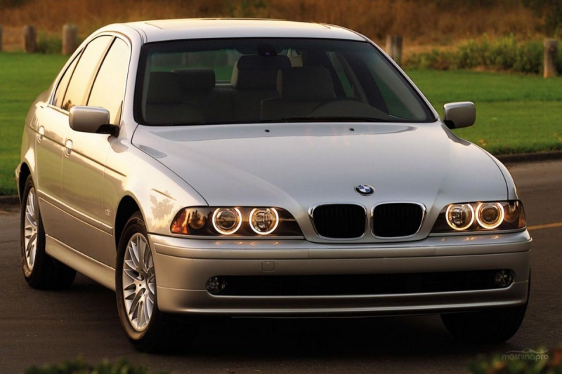BMW 525 Pictures
