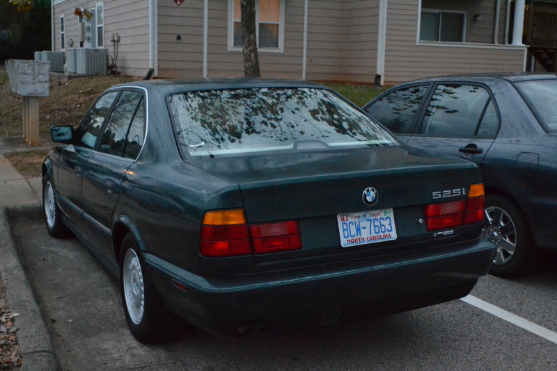 Picture of 1989 BMW 5 Series 525i, exterior