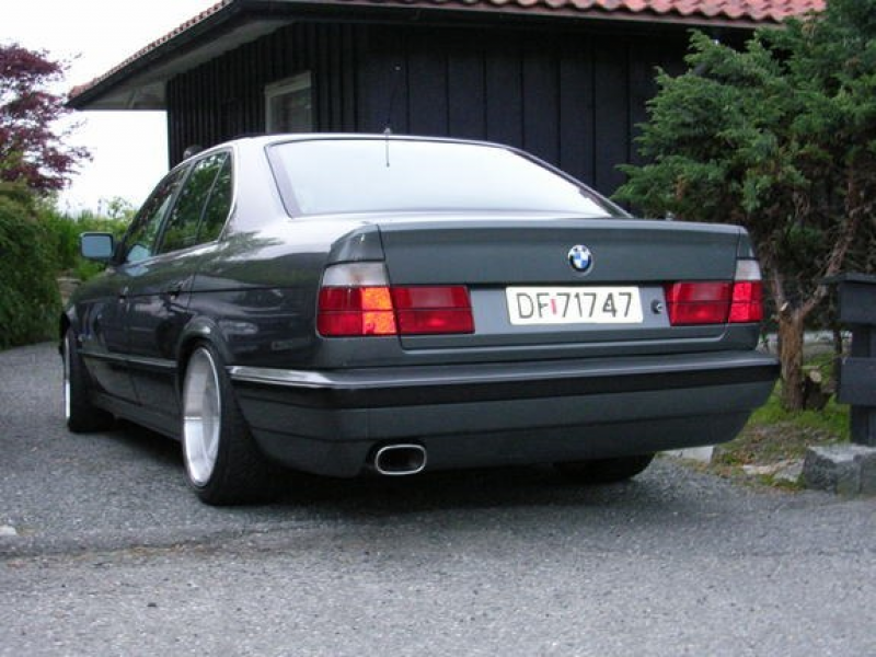 jucyhydros 1989 BMW 5 Series 9159807