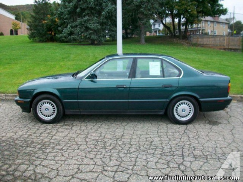 1992 BMW 5 Series 525i - Pictures - 1992 BMW 525 525i picture - Tumm ...