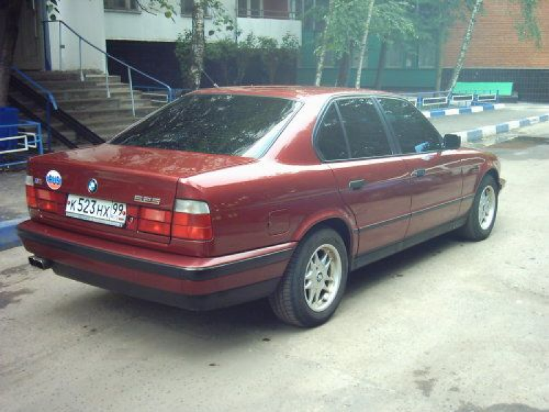 1993 BMW 525I Pictures