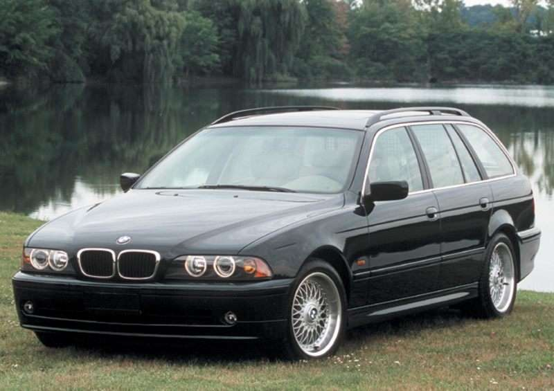 2001 BMW 525 Pictures