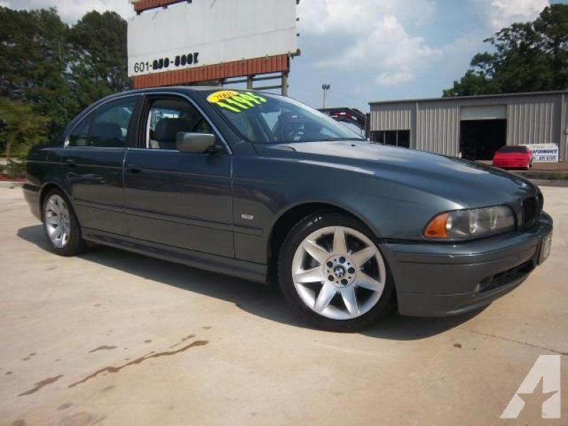 2003 BMW 525 i for sale in Florence, Mississippi