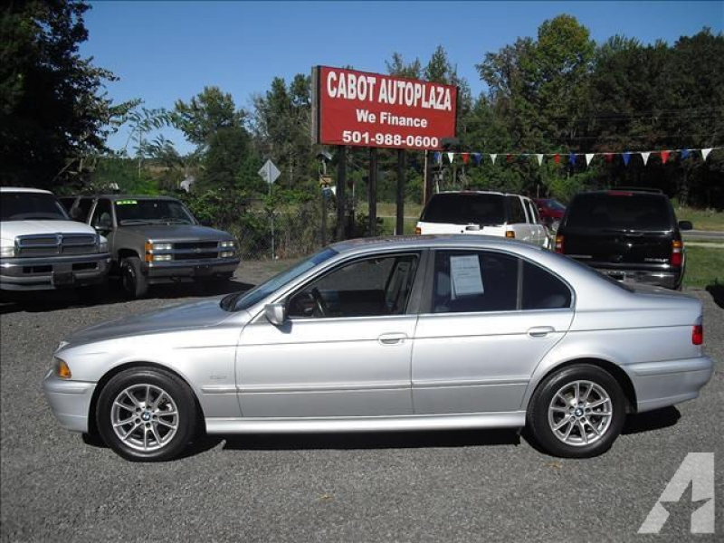 2003 BMW 525 i for sale in Cabot, Arkansas