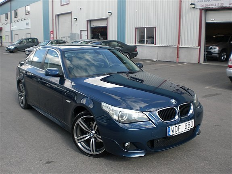 BMW 525 I M-Optik 19' M6 Fälg 0:- Kontant! Sedan 2004 169.000 SEK