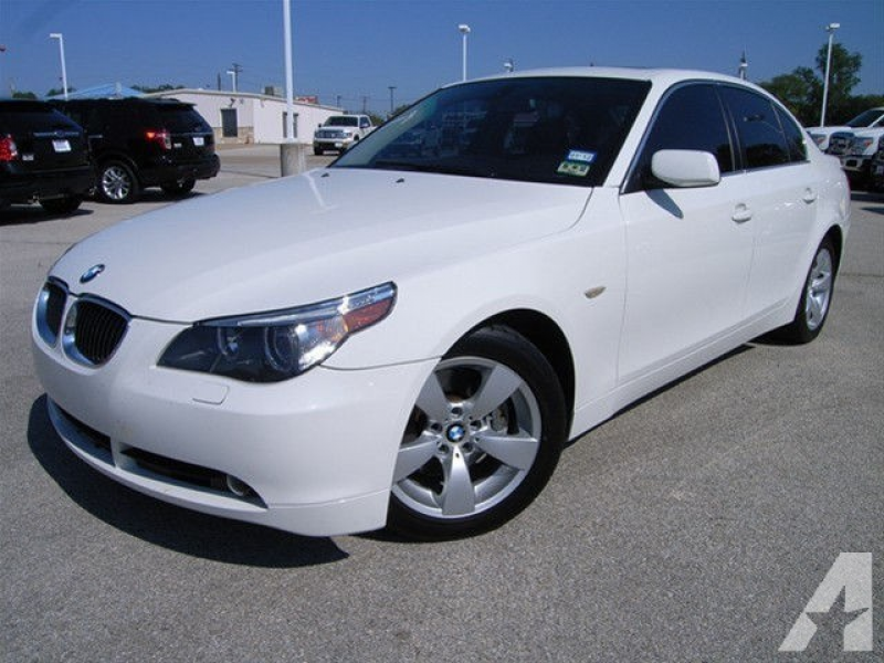 2007 BMW 525 i for sale in Gilmer, Texas