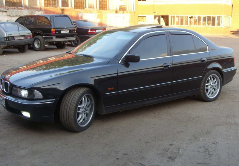 Used 1997 BMW 5-series Photos