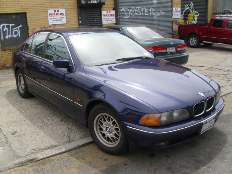1997 BMW 5 Series 528i picture, exterior