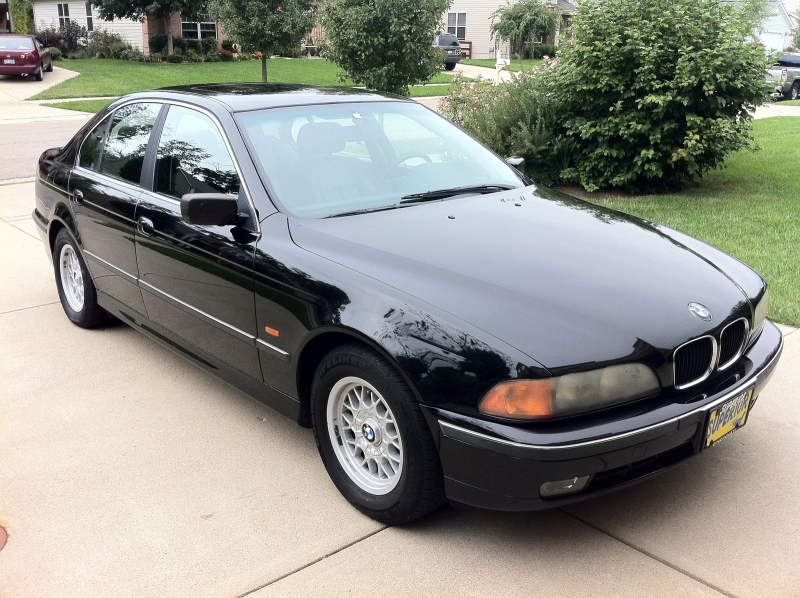 Picture of 1998 BMW 5 Series 528i, exterior