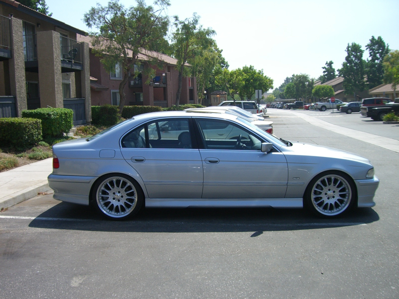 whathappend's 1998 BMW 5 Series