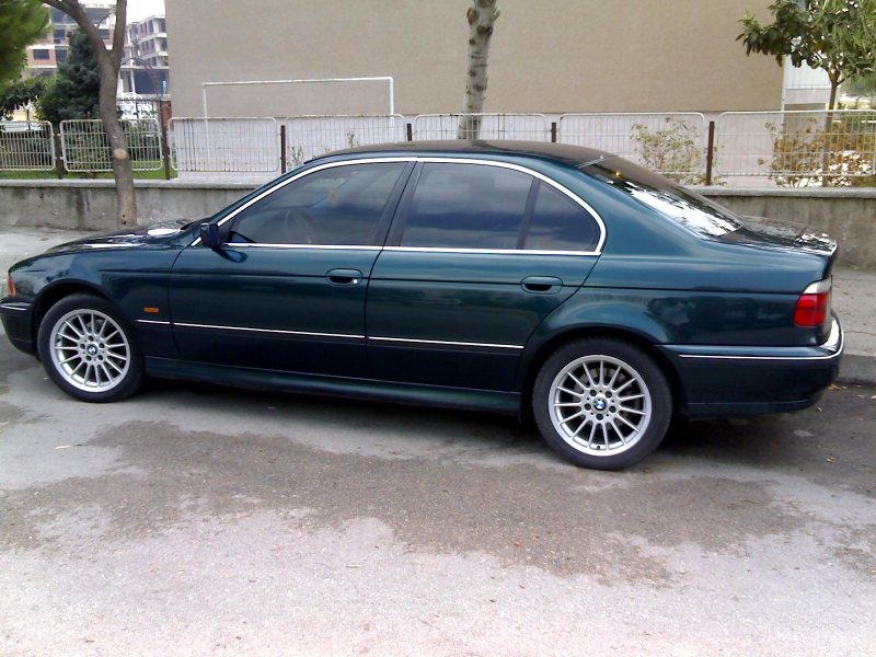 Picture of 1998 BMW 5 Series 530i