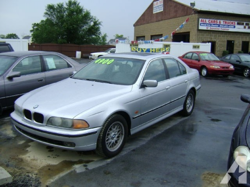 Options Included: N/A1999 BMW 528I, RUNS 100% , VERY NICE GERMANY BMW ...