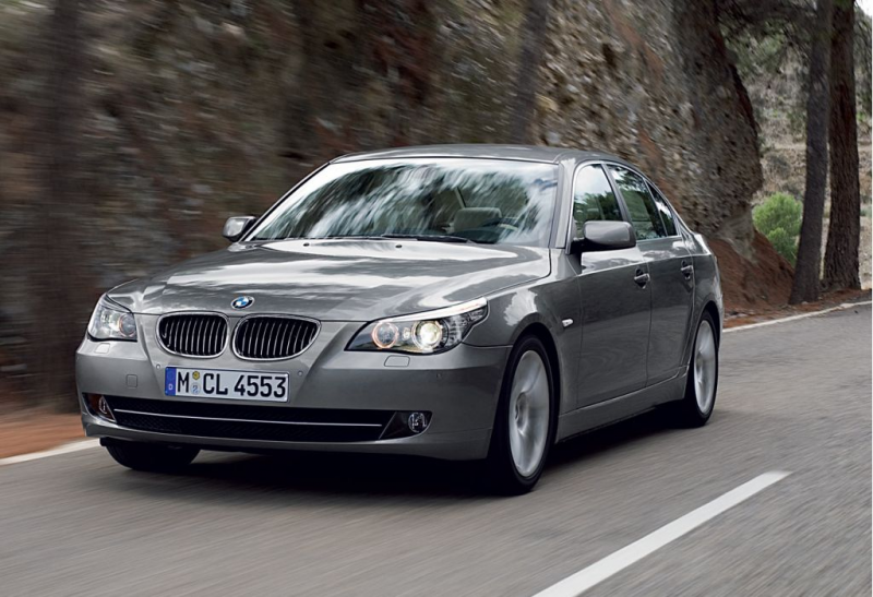 2008 BMW 5-Series - Photo Gallery