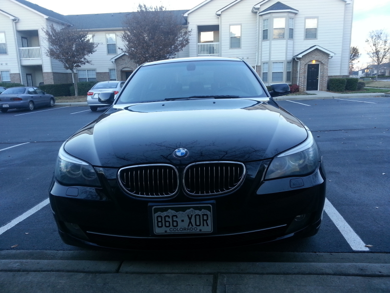 Picture of 2008 BMW 5 Series 528i, exterior