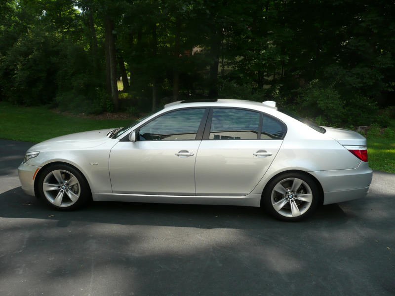 Picture of 2009 BMW 5 Series 528i, exterior