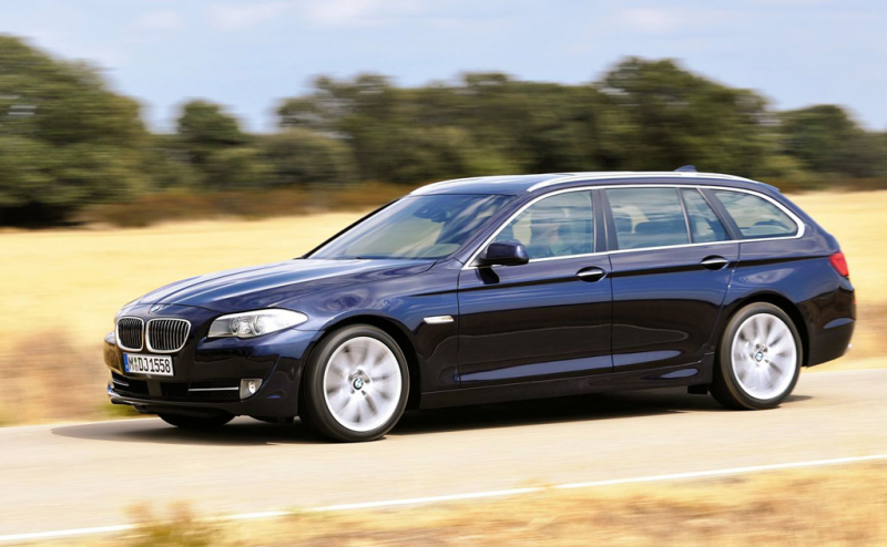 2011 BMW 5-Series - Photo Gallery