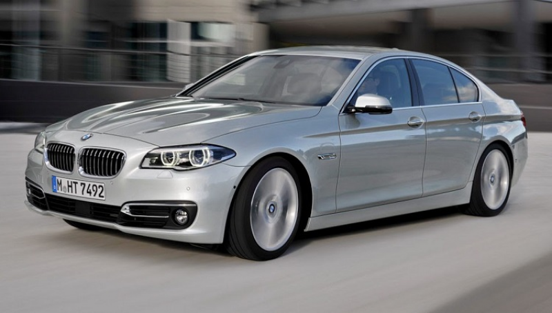 2015 BMW 5-Series – Comfortable Efficient Sports Car With Variety In ...
