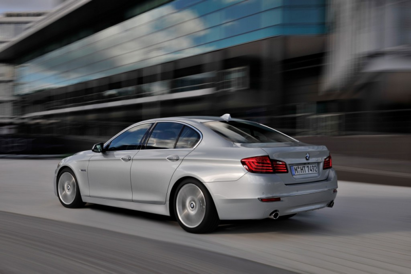 2015 BMW 5-Series - Photo Gallery