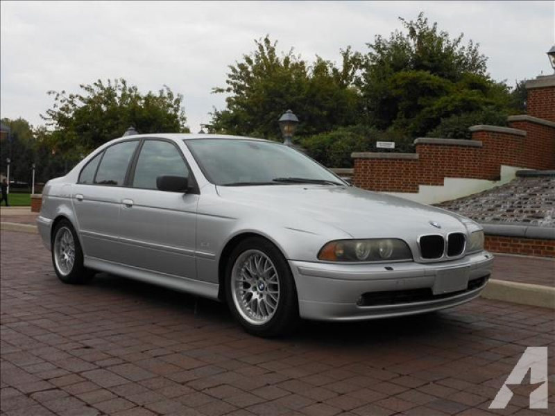 2001 BMW 530 i for sale in Carmel, Indiana