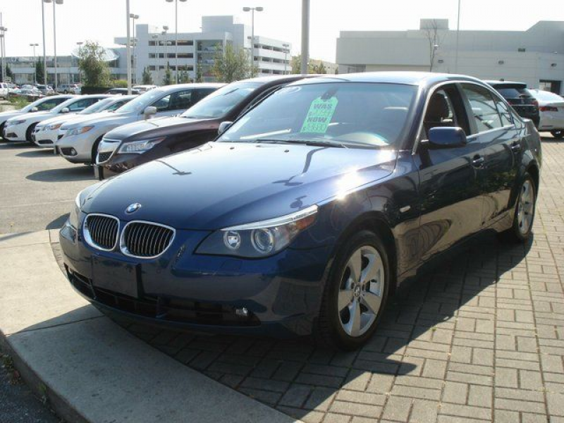 2007 BMW 5 Series 530 xi in North Vancouver, British Columbia image 3