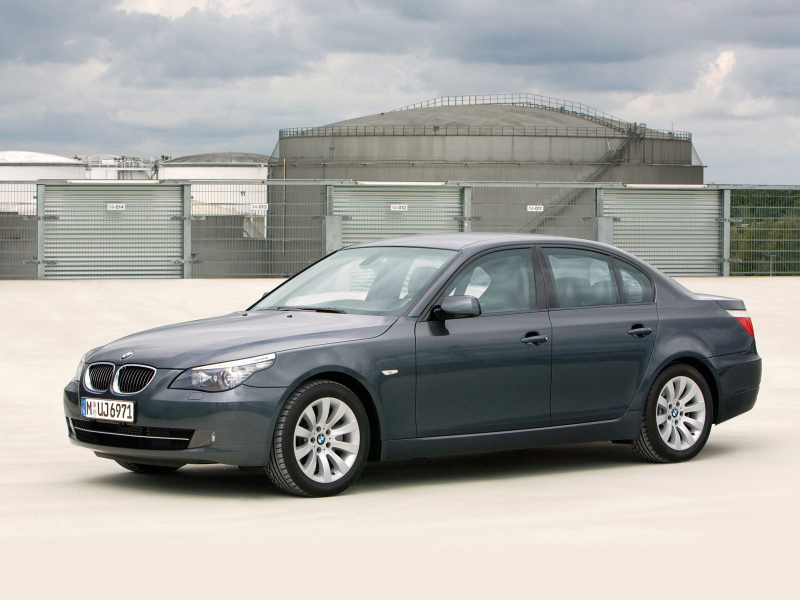 BMW 5-Series Security