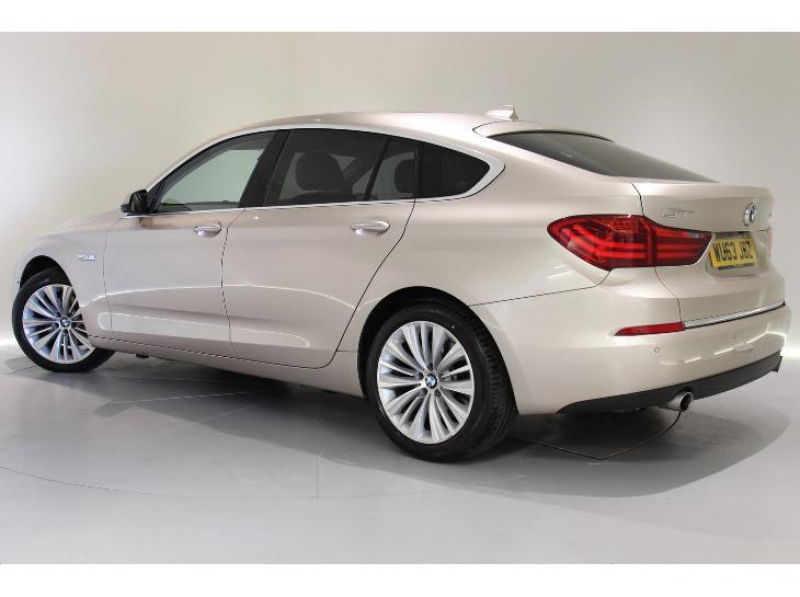 BMW 5 Series Gran Turismo 3.0TD (313bhp) 535d Luxury GT (2013) For ...