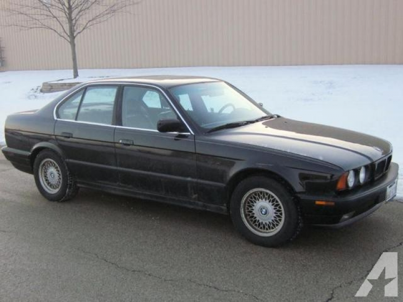 1994 BMW 540 i for sale in Naperville, Illinois