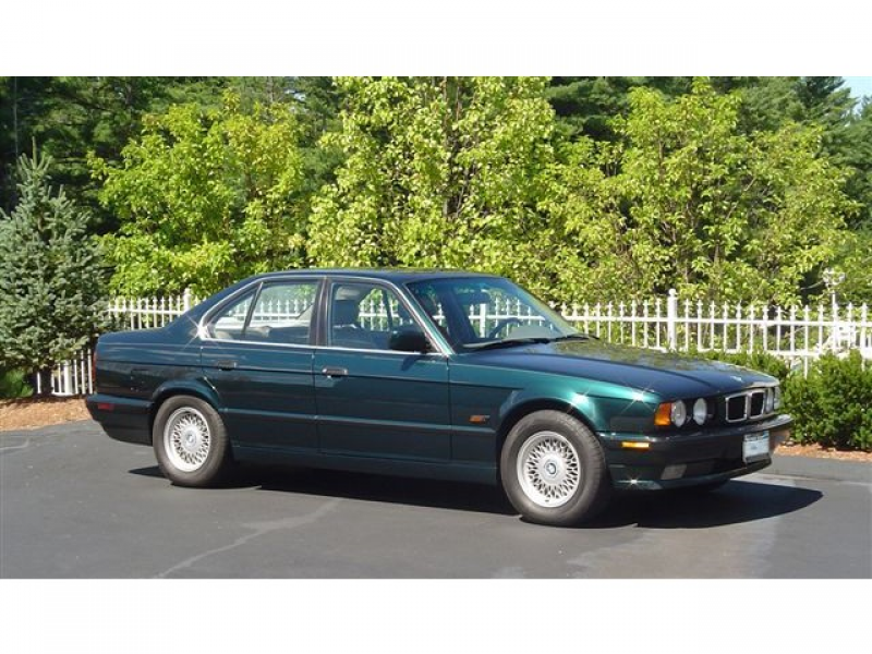 1994 BMW 5 Series 540 540i - Lions Bay, British Columbia Used Car For ...
