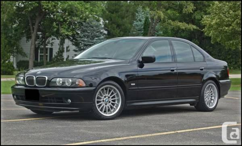 2001 BMW 540I W/ SPORT!! - $11900 in Vancouver, British Columbia for ...