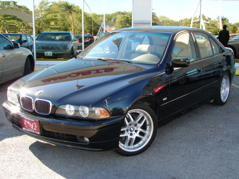 Picture of 2002 BMW 5 Series 540i, exterior