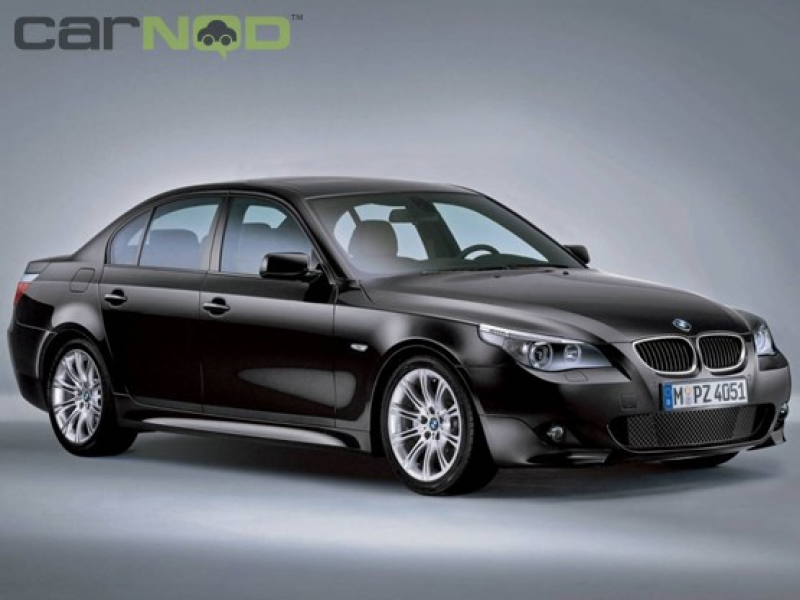 BMW 545 Wallpapers