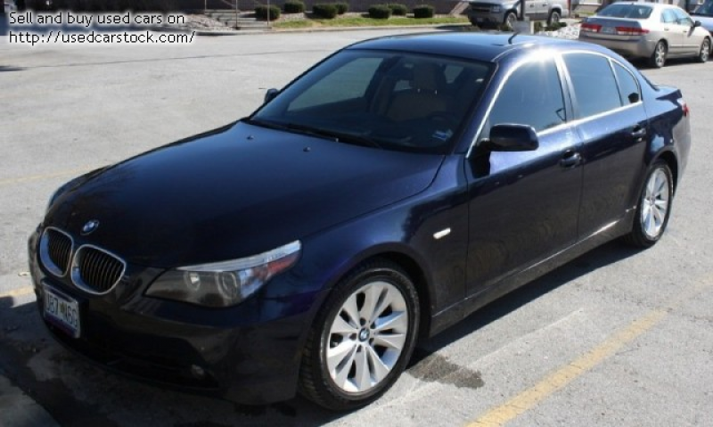 Pictures of 2005 BMW 545 i - $25,900: