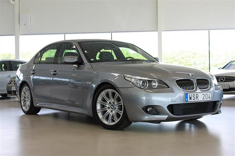 BMW 545 i M-SPORT Head-Up 4800mil Sedan 2005 199.900 SEK