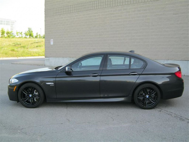 Used 2011 Bmw 550 - Barrie Ontario