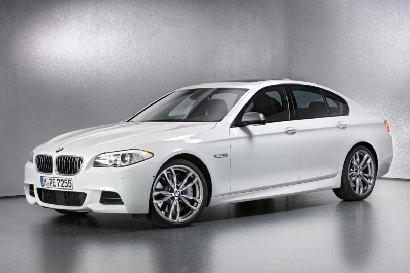 photo Bmw Serie 5 M550d 2012 - 1 sur 6