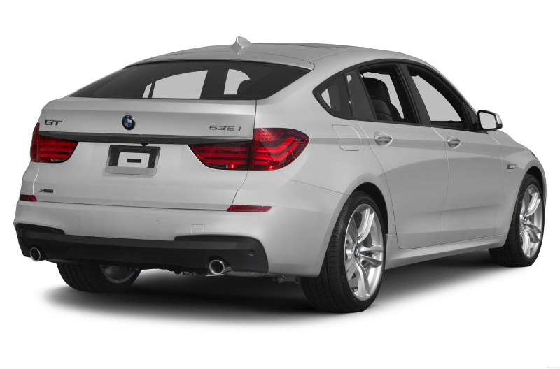 2013 BMW 550 Gran Turismo Coupe Hatchback i 4dr Rear wheel Drive ...