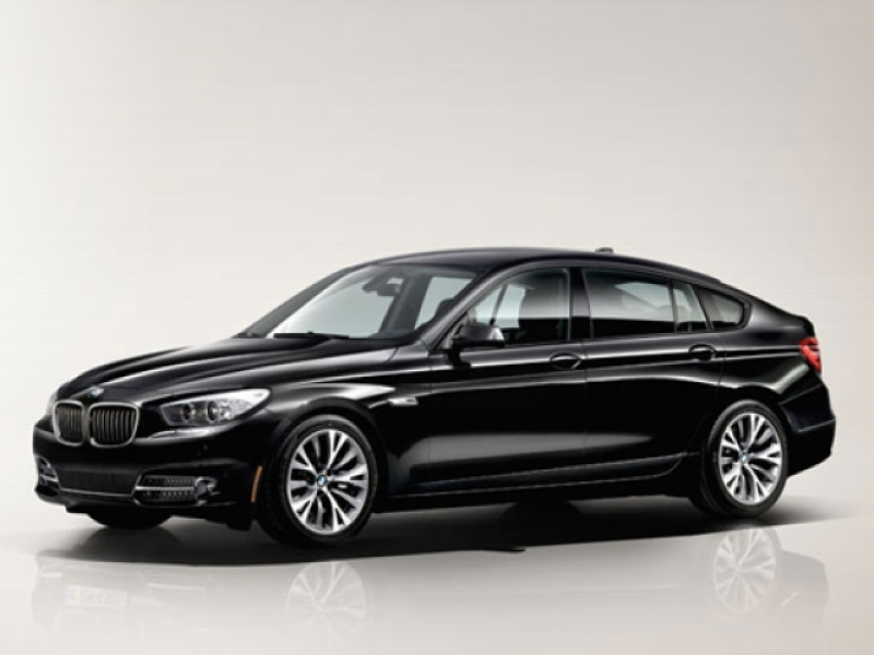 2011 BMW 5 Series Gran Turismo 535i xDrive Sedan