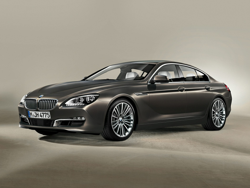 2013 BMW 640 Gran Coupe Coupe Hatchback i 4dr Rear wheel Drive Coupe ...