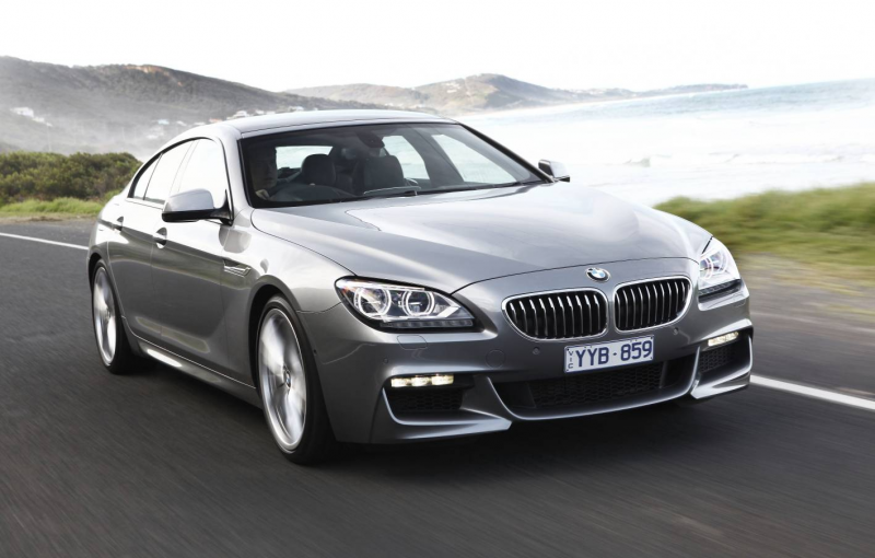Sport Package is available as a no cost option. The BMW 640d Gran ...