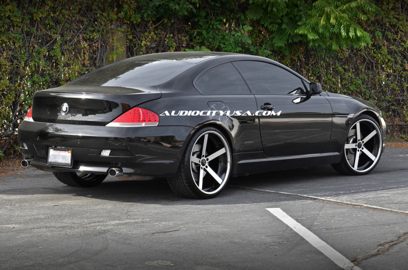 "Thread: 22"" Giovanna Mecca ====DEEEEPPPPP CONCAVE==== on BMW 645"