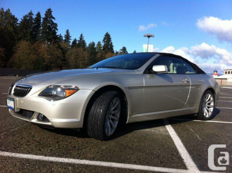 BMW 650 for Sale http://vancouver.canadianlisted.com/cars/2006-bmw-650 ...
