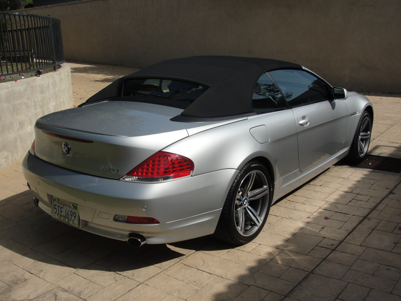 Bmw 650 i Convertible (2006)