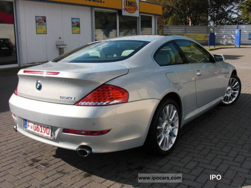 2008 BMW 650 i Aut. Individual / Xenon / Nav / Panoramic / leather ...